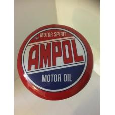 Ampol Motor Oil Bar Stool