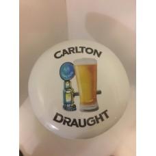 Carlton Draught Glass & Tap Bar Stool