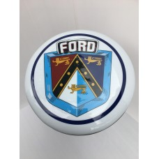 Early Ford Sheild Bar Stool