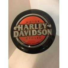 Harley Davison Motor Cycles Milwaukee Bar Stool