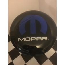 Mopar Black Bar Stool