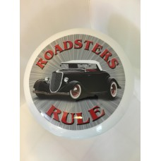 Roadsters Rule Bar Stool