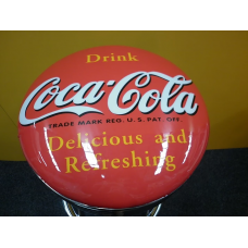 Coca Cola Bar Stool