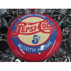 Pepsi Cola Bar Stool