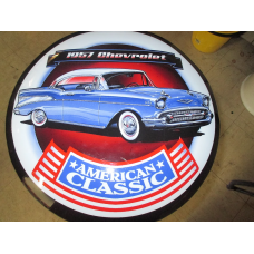 American Classic 1957 Chevrolet Bar Stool