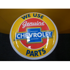 Chevrolet Parts Bar Stool