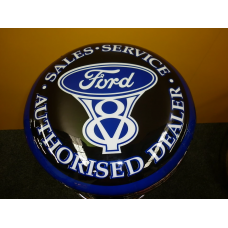 Ford V8 Bar Stool