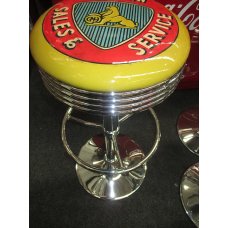 Holden Sales and Service Bar Stool