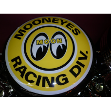 Mooneyes Racing Stool