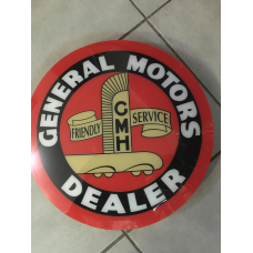 General Motors Dealer Bar Stool