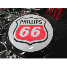 Phillips 66 Bar Stool