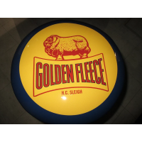 Golden Fleece Bar Stool