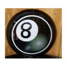 Petrol Bowser Globe 8 Ball Pool