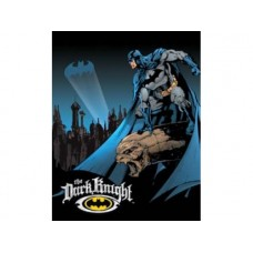 Batman The Dark Knight tin metal sign