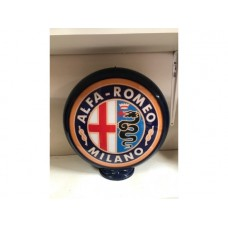 Petrol Bowser Globe Alpha Romeo