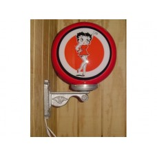 Aluminium Wall Mount Betty Boop