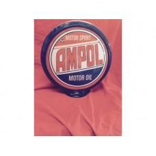 Petrol Bowser Globe Ampol
