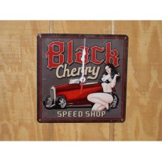 Black Cherry Speed Shop
