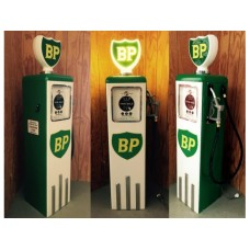 BP Petrol Bowser with Shield