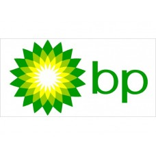 BP Sun Logo tin metal sign