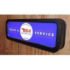Light Box BSA