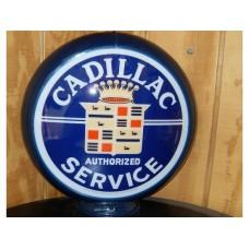 Petrol Bowser Globe Cadillac