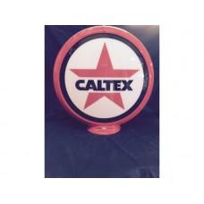 Petrol Bowser Globe Caltex