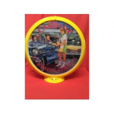 Petrol Bowser Globe CarHop