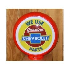 Petrol Bowser Globe Chevrolet