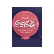 Petrol Bowser Globe Coke