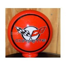 Petrol Bowser Globe Corvette