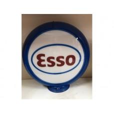 Petrol Bowser Globe Esso Oval