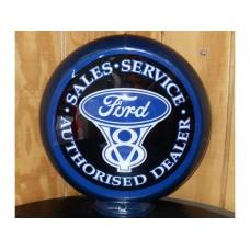 Petrol Bowser Globe Ford