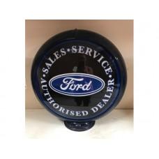Petrol Bowser Globe Ford Oval