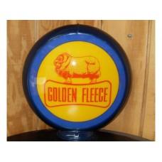 Petrol Bowser Globe Golden Fleece