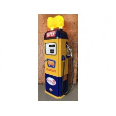 Golden Fleece National 360 two faced petrol bowser