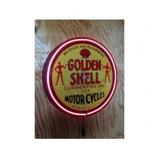Golden Shell Neon