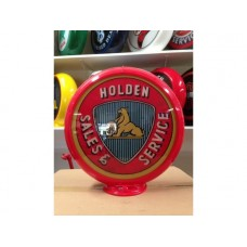 Petrol Bowser Globe Holden Sales and Service