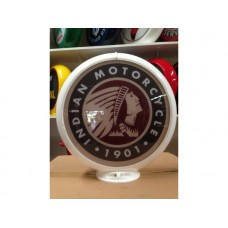 Petrol Bowser Globe Indian