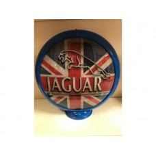 Petrol Bowser Globe Jaguar