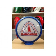 Petrol Bowser Globe Kangaroo