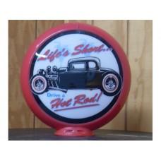 Petrol Bowser Globe Lifes Short