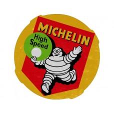 Michelin Hi Speed tin metal sign