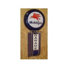 Garage Sign Mobilgas