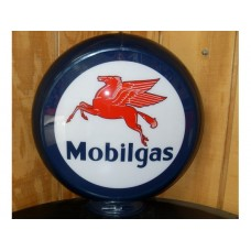 Petrol Bowser Globe Mobilgas