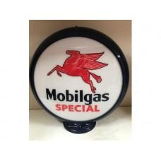 Petrol Bowser Globe Mobilgas Special