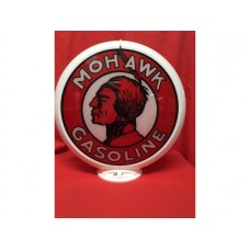 Petrol Bowser Globe Mohawk