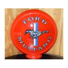 Petrol Bowser Globe Mustang