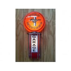 Garage Sign Mustang