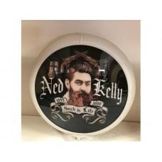 Petrol Bowser Globe Ned Kelly